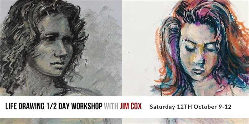 Life Drawing with Jim Cox