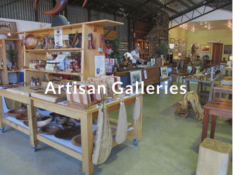 Artisan Galleries on the Sunshine Coast