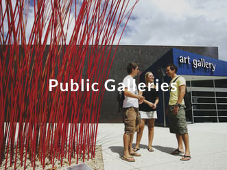Public Galleries on the Sunshine Coast
