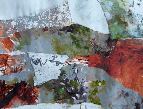 Abstracting the Landscape – a workshop with Kym Barrett