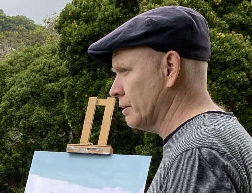 Improve Your Work & Selling Your Art – 2 Workshops with Wayne Malkin
