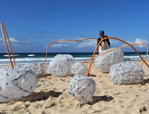 Member Art selected for Swell Sculpture Festival 2020