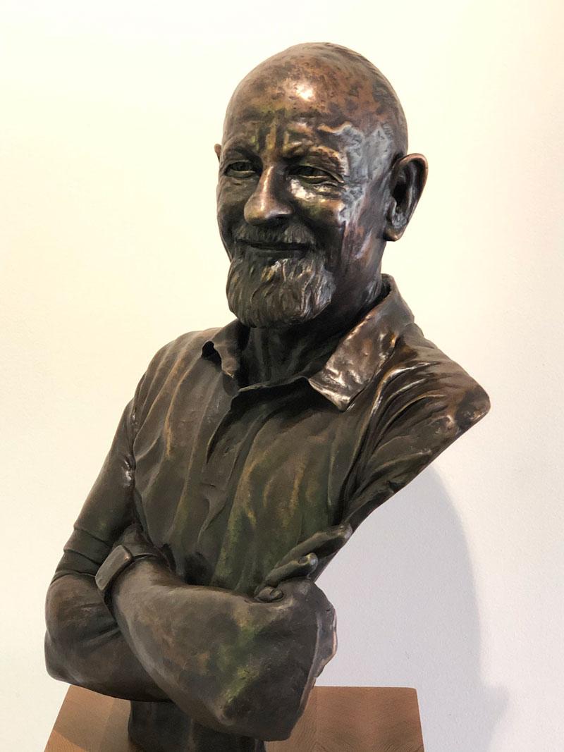 Cam-Crossley---The-Captain-by-Cam-Crossley-Sculptor